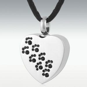 Bling Paw Print Jewelry