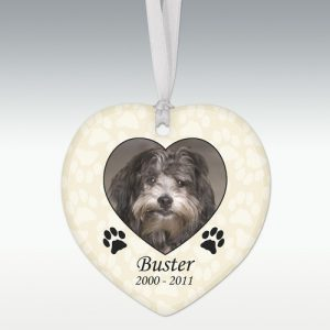 Pet Memorial Christmas Ornaments