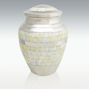 Mother Pearl Urns